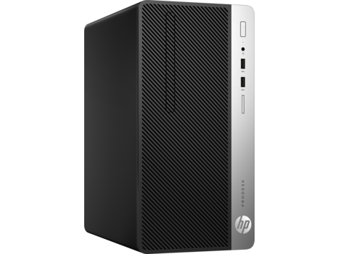 HP 400 G5<br>i7-8700 8GB DDR4<br>1.0TB HDD DVD±RW<br>AMD R7 430 2GB VGA<br>Keyboard & Mouse<br>Windows 10 Pro