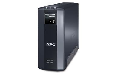 Back-UPS Pro 900VA<br>Estimated Runtimes:<br>5 minutes @ 540 Watts<br>16 minutes @ 270 Watts<br>Two Year Warranty