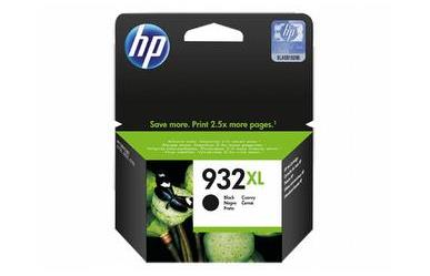 HP 932XL Black Inkjet Print Cartridge