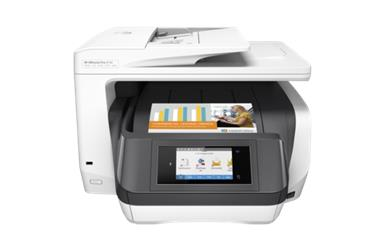 HP OfficeJet Pro 8730<br>All-in-One Printer