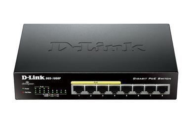 4-Port Gigabit<br>PoE Unmanaged Switch