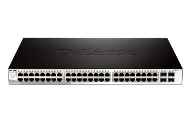 48-Port Gigabit<br>WebSmart Switch