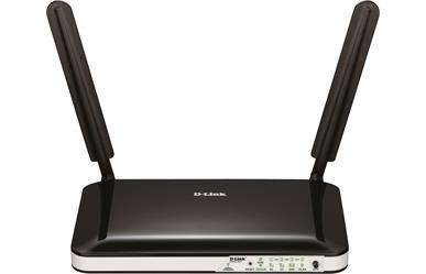 D-Link<br>4G LTE USB Router<br>1 Year Warranty