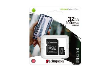 Canvas Select Plus<br>32GB Class 10 UHS-I Flash