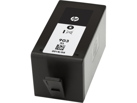 HP 903XL Black Inkjet Print Cartridge